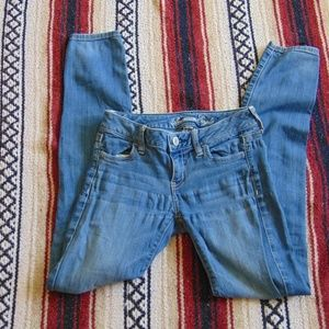 *87 American Eagle Stretch Jeggings